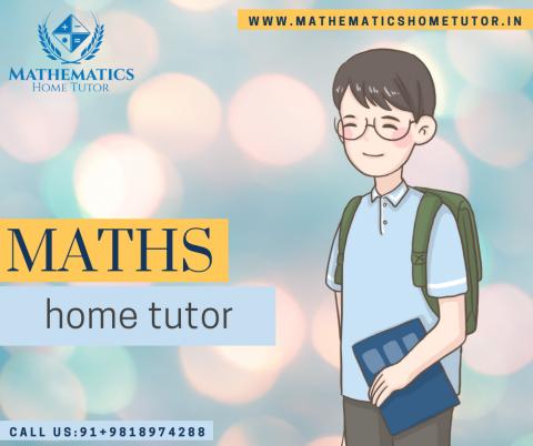 Math Tutor in South Delhi