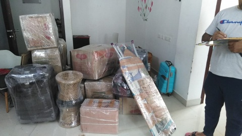 Pragait express packers and Movers