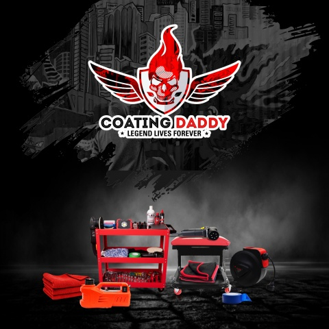 Coating Daddy   Best Auto-detailing Products & Spray Paints for Car