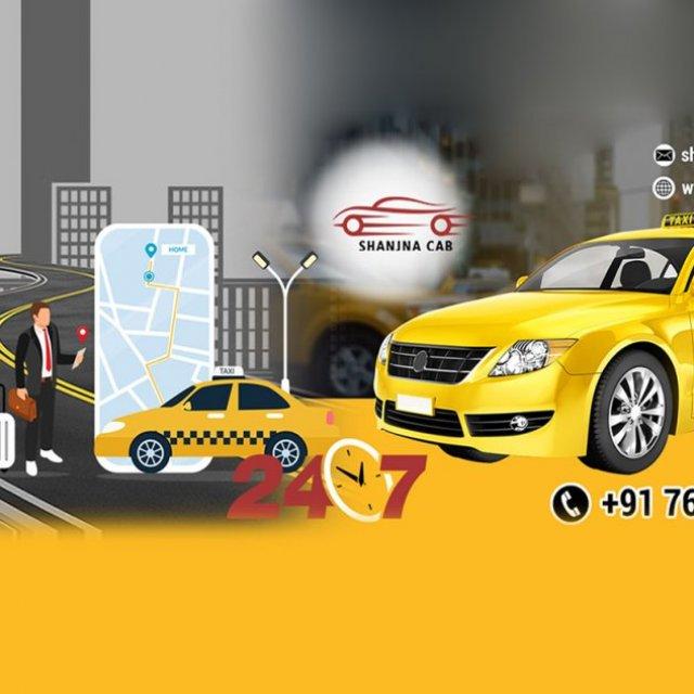 Shanjna Cab