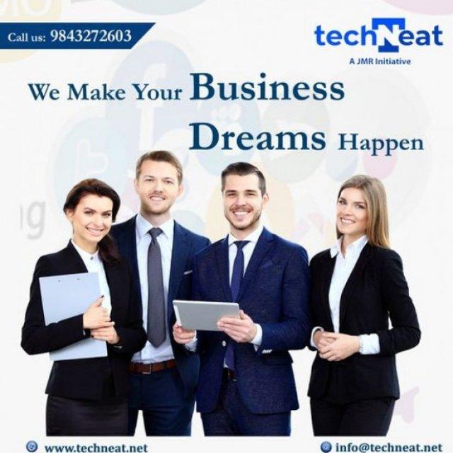 TechNeat - Web Design Company