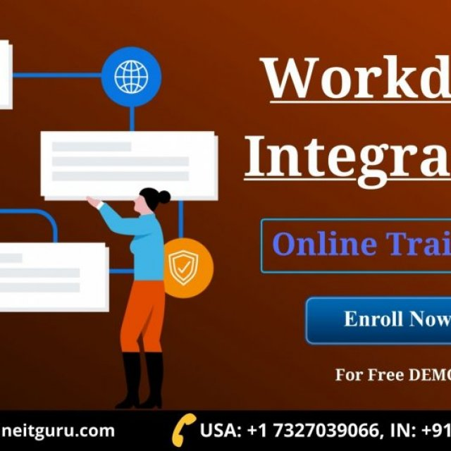 Workday online integration course hyderabad   workday integration course india   OnlineITGuru