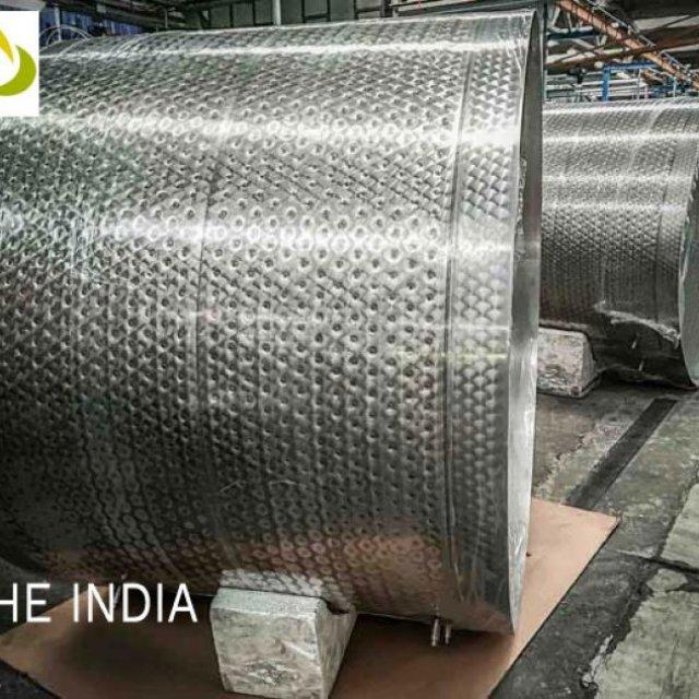 Pillow Plate Manufacturers