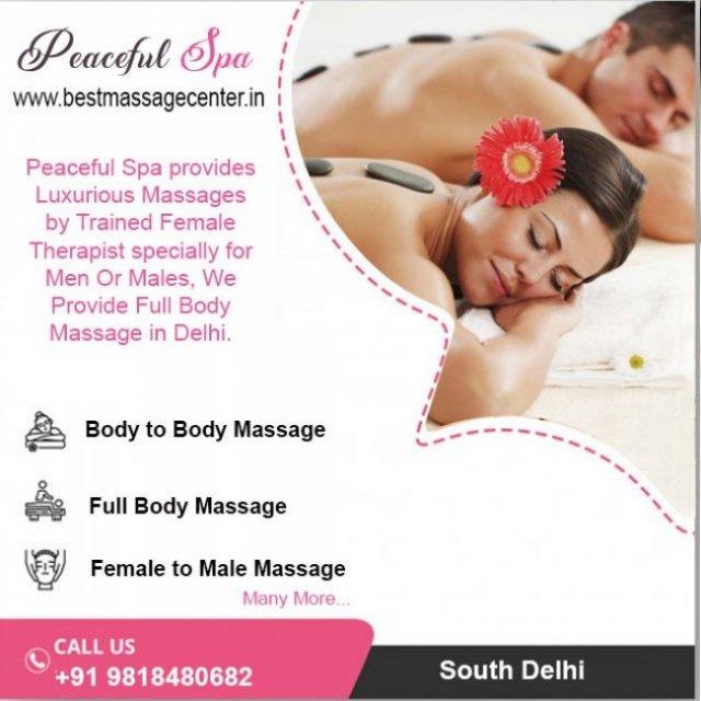 Body Massage spa - Peacefulspa