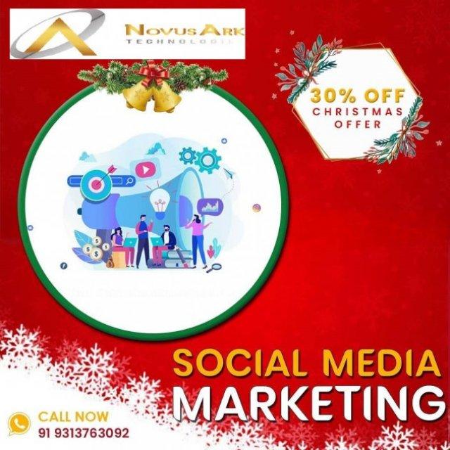 Best Social Media Marketing Company in Vadodara | Novus Ark
