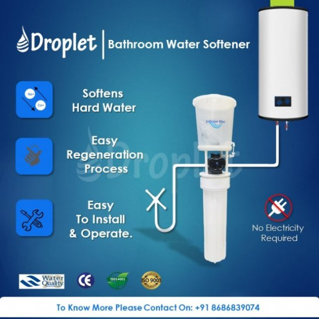 Droplet Purifiers
