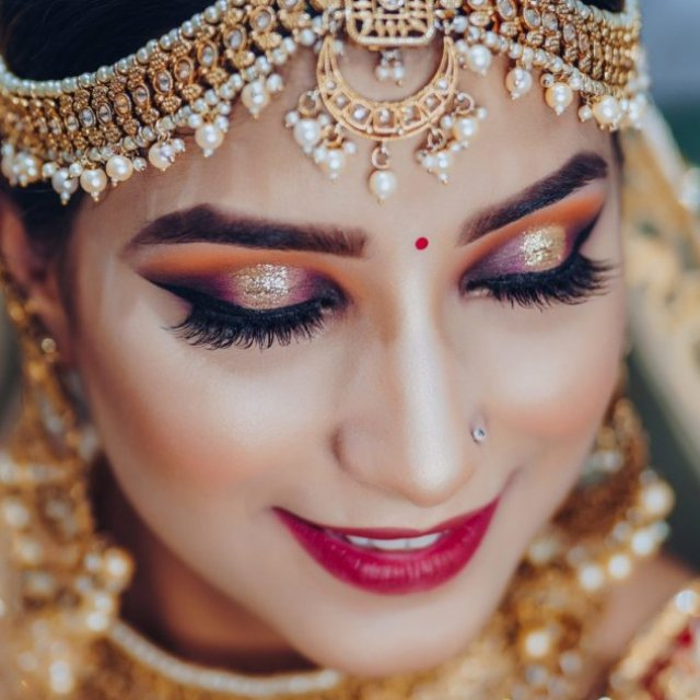 MK Glamm Makeup Studio