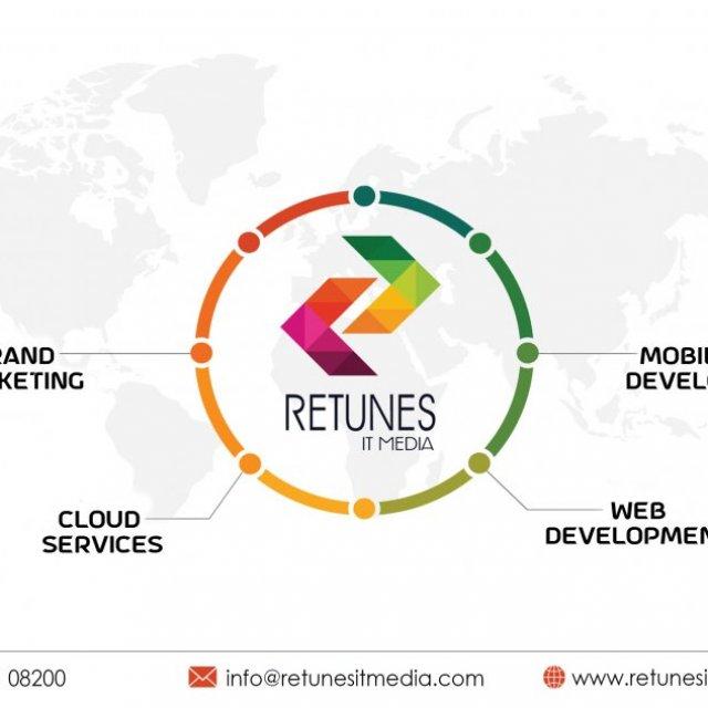 Web Development Company in Hyderabad - Retunes It Media