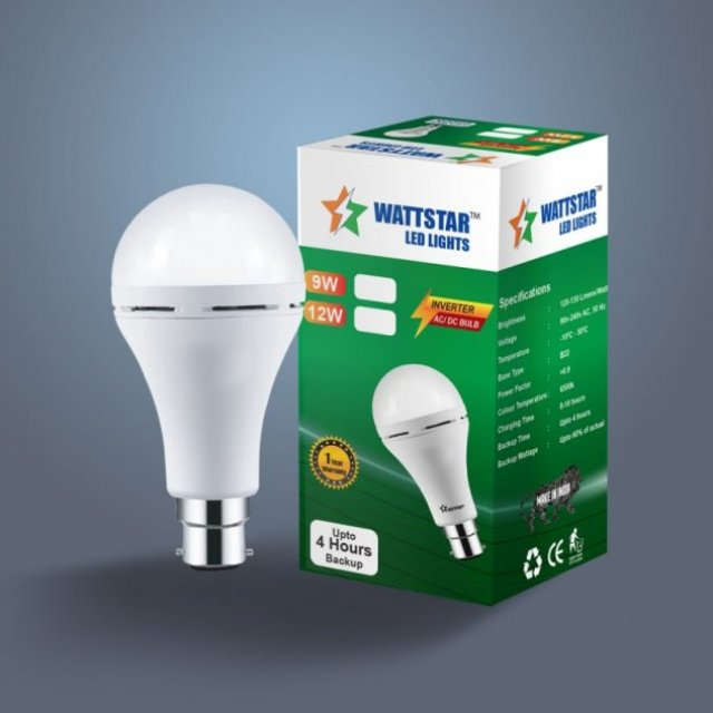 LED Bulb Box Design | LED Bulb Packaging Box- Inkerr Brand Solutions