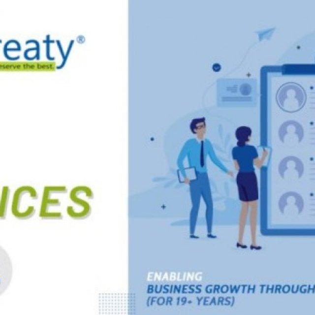 Acreaty management consultant pvt ltd