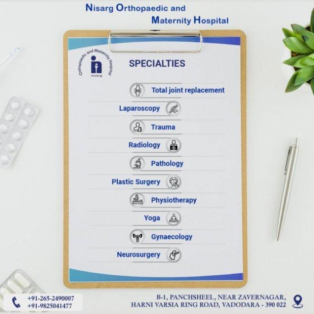 Best Cashless Hospital in Vadodara