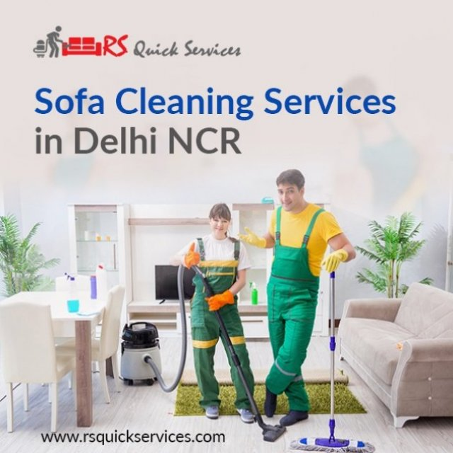 RS Quick Services - Residential and Commercial Cleaning Services