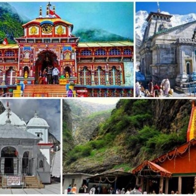 Experience The Spiritual Trip Of Char Dham Yatra With Divine Kailash