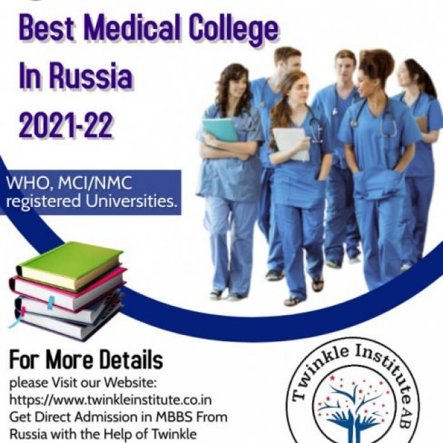 Low Cost MBBS In Russia
