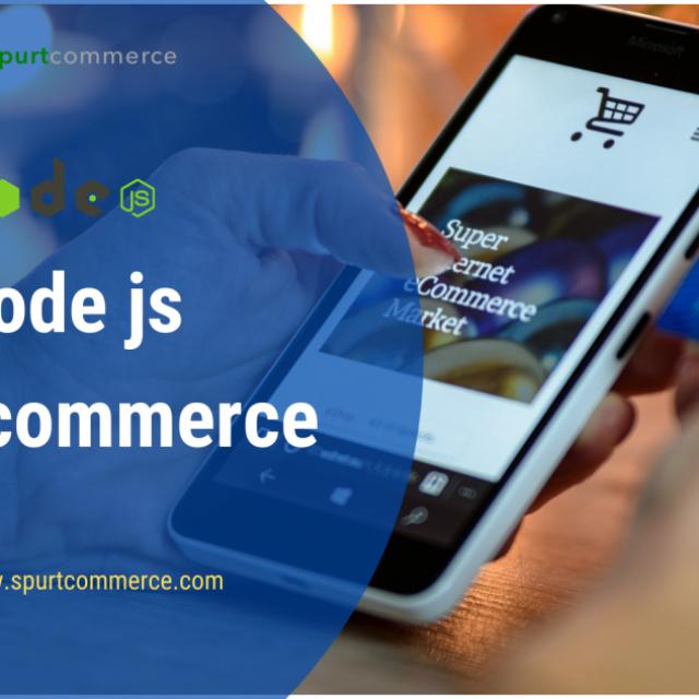 Node js ecommerce | Node js ecommerce open source