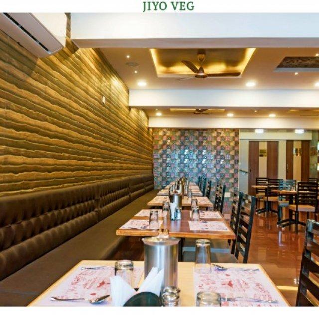 Jiyo Veg Restaurant - Best Vegetarian Restaurant Pondicherry